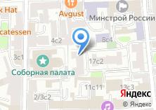 Компания «Постерлюкс» на карте