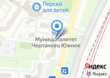 Компания «Трида Мебель» на карте