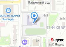 Компания «Средняя общеобразовательная школа №515» на карте