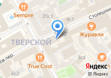 Компания «Denis Simachev» на карте