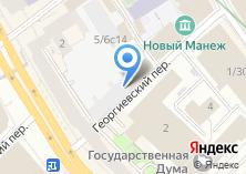 Компания «Ассоциация Малых и Средних Городов России» на карте