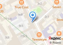 Компания «Билетклик.ру» на карте