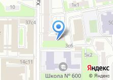 Компания «Бюро офисных машин» на карте