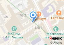 Компания «Меха Екатерина» на карте