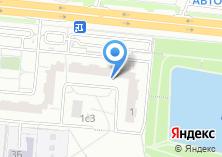 Компания «А4 ЭЛЕКТРО» на карте