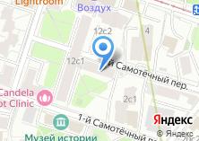 Компания «Союз Чернобыль России» на карте