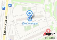 Компания «Восточное бутово микрорайон» на карте