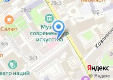 Компания «Центральная аптека №1» на карте