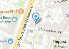 Компания «Тос-Якиманка 1» на карте