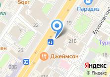 Компания «Тайм-аут» на карте