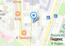 Компания «YogaДостоевская» на карте
