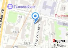 Компания «ВЕРНА» на карте