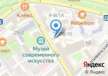 Компания «Храм Толгской иконы Божией Матери в Высоко-Петровском монастыре» на карте