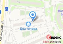 Компания «Светлана Дорс» на карте