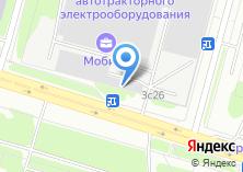 Компания «ВЕКТОР СБ» на карте