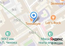 Компания «Академия сексуального мастерства Тиграна Сааряна» на карте