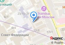 Компания «Тверская межрайонная прокуратура» на карте