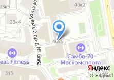 Компания «Строящееся административное здание по ул. Мытная» на карте