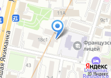 Компания «АЛПС энд ЧЕЙС» на карте