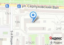 Компания «Fontop.ru» на карте