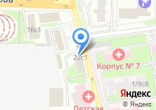 Компания «LensDay.ru» на карте