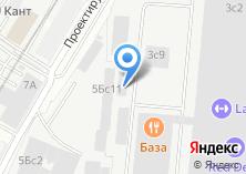 Компания «СДБ-строй» на карте