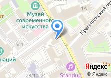Компания «Разговор» на карте