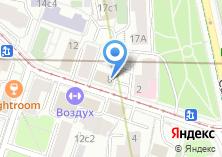 Компания «Мировые судьи Тверского района» на карте