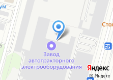 Компания «Mobius» на карте