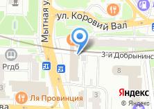 Компания «Office Place» на карте