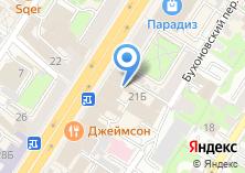 Компания «Магазин чулочно-носочных изделий на проспекте Ленина» на карте