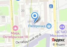 Компания «Детский сад №1530» на карте