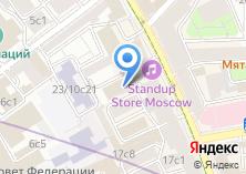 Компания «DoDo» на карте