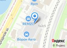 Компания «Мирес» на карте