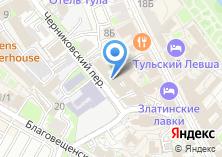 Компания «Стройтрансгаз-АвтоТранс» на карте