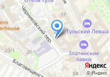 Компания «Русский Стандарт Страхование» на карте