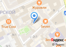 Компания «АКБ ЛЕСБАНК» на карте