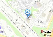 Компания «1С:Интеграция» на карте