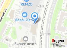 Компания «Интрада» на карте