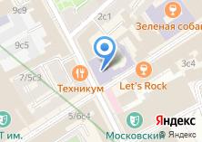 Компания «Российская государственная библиотека искусств» на карте
