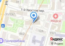 Компания «ТМ-Связь» на карте