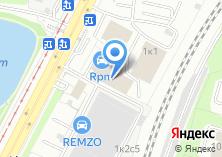 Компания «Rpm» на карте