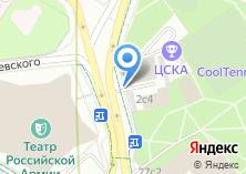 Компания «АвтоТехМастер» на карте