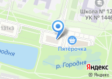 Компания «Жилищник района Чертаново Южное» на карте