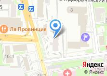 Компания «Посольство Черногории» на карте