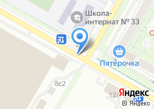 Компания «Cardzavod moscow» на карте