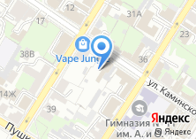 Компания «Простар» на карте