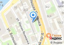 Компания «Снабмос» на карте