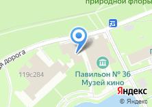 Компания «Бигабум» на карте