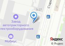 Компания «CarLifeOnLine» на карте
